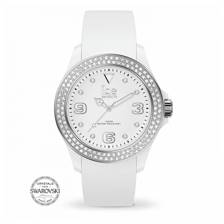 ice watch Ice Star S Smooth White Silver