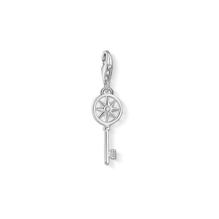 Thomas Sabo Charm Schlüssel mit Stern