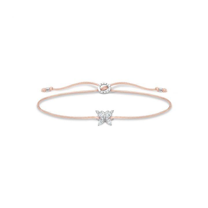 Thomas Sabo Armband Little Secret Schmetterling