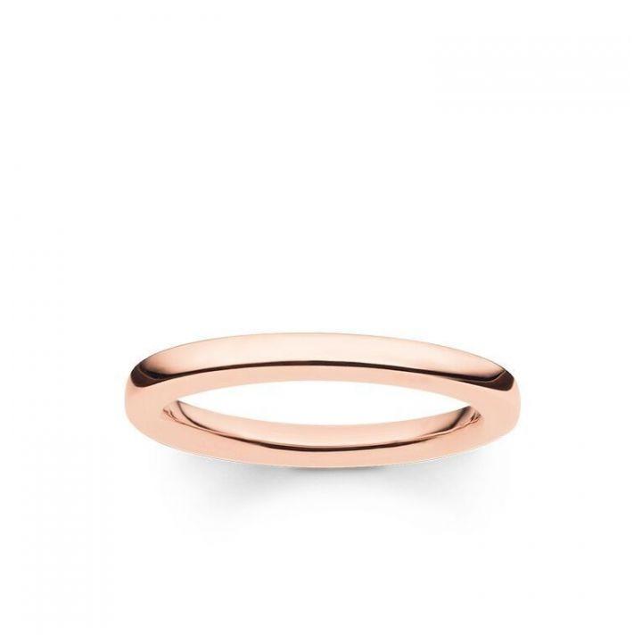 Thomas Sabo D-Ring Classic Rosé