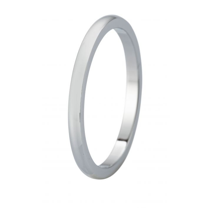 veto Collect Ring 1.8mm Stahl poliert
