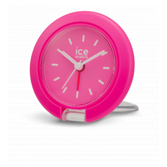 ice watch Travel Clock Neon Pink