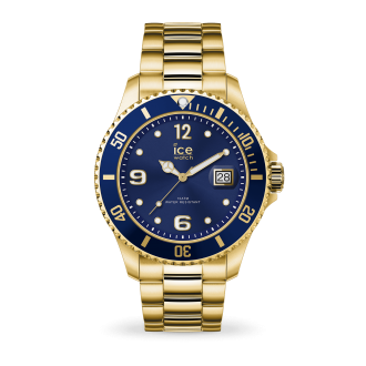 ice watch Ice Steel U Gold Blue