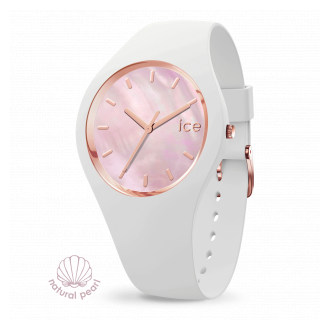ice watch ICE PEARL White pink