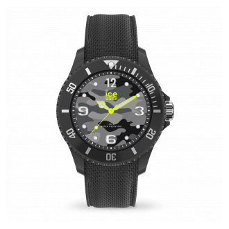 ice watch Bastogne M Anthracite