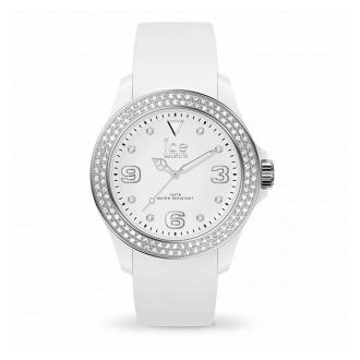 ice watch Ice Star U Smooth White Silver