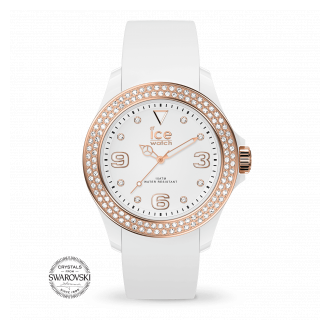 ice watch Ice Star S Smooth White Rose-Gold
