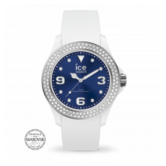 ice watch Ice Star S Smooth White Deep Blue