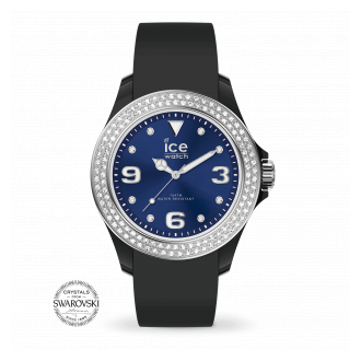 ice watch Ice Star S Smooth Black Deep Blue