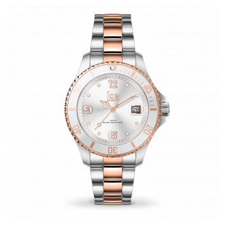 ice watch Ice Steel S Silver Rose-Gold