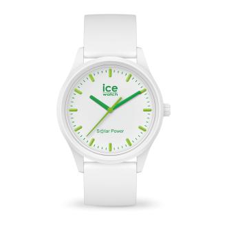 ice watch Solar weiss/grün