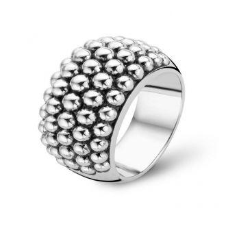 ti Sento D-Ring 925 Silber