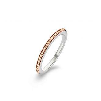 ti Sento D-Ring 925 Silber rosé
