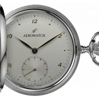 Aerowatch Taschenuhr Savonnette