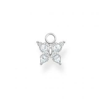 Thomas Sabo Ohrring Einhänger Schmetterling Einzeln