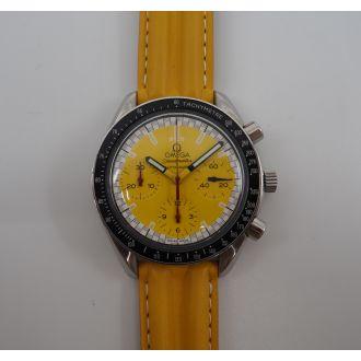 Omega Speedmaster Automatic Chronograph Gelb