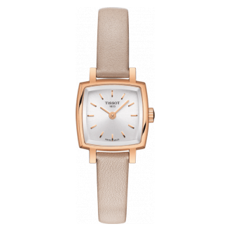 Tissot Lovely Square rosé