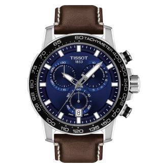 Tissot Super Sport Chronograph blau