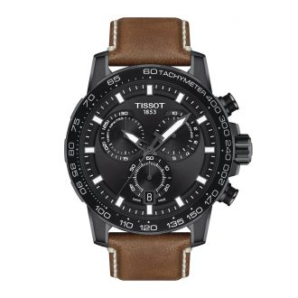 Tissot Supersport Chrono Schwarz