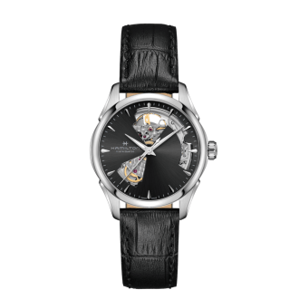 Hamilton Jazzmaster Open Heart 36mm