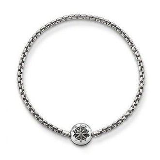 Thomas Sabo Armband 925 Silber geschwärzt