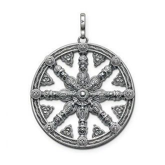 Thomas Sabo Anhänger Wheel of Karma