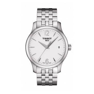Tissot Tradition Weiss