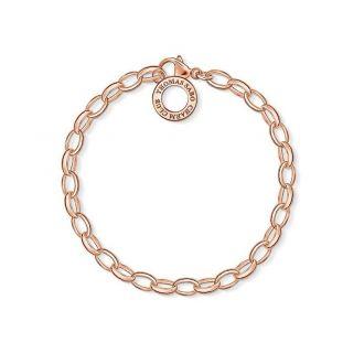Thomas Sabo Armband 925 Silber rosé
