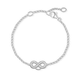 Thomas Sabo Charm-Armband 925 Silber